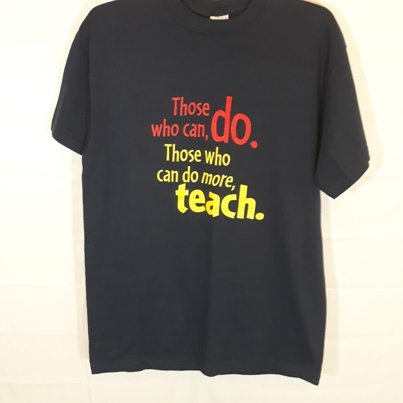 Gildan Tops - Teacher tshirt